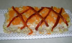 """Pastís de tonyina """"lechuguino"""""""