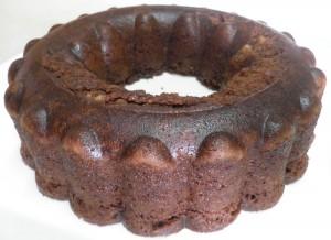 Pastís de xocolata (cuit al micro)